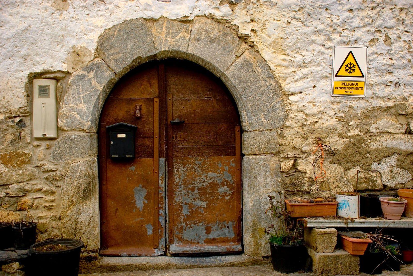 Las puertas de Sallent de Gállego | Sallent de Gállego