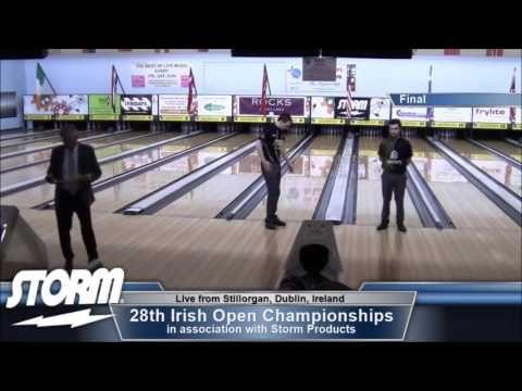 2016 Irish Open Final Bowling Storm Bowling Bowling Tips