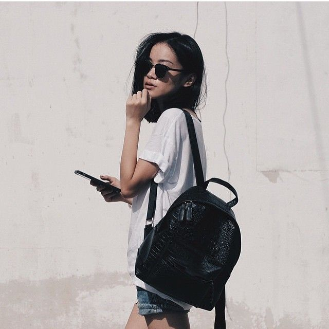 Ellie @ell4d rocking our Power Up Backpack ❤️