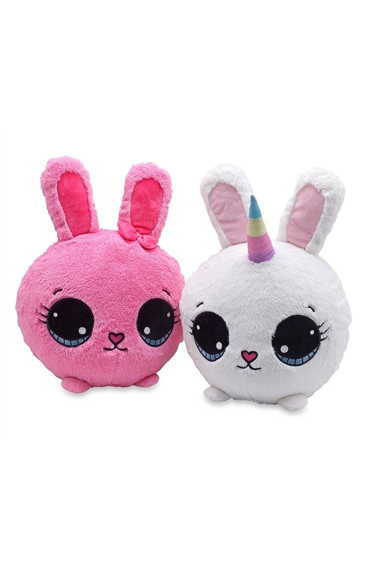 Easter Bunny Plush Squash Buddies in 2020 Bunny plush