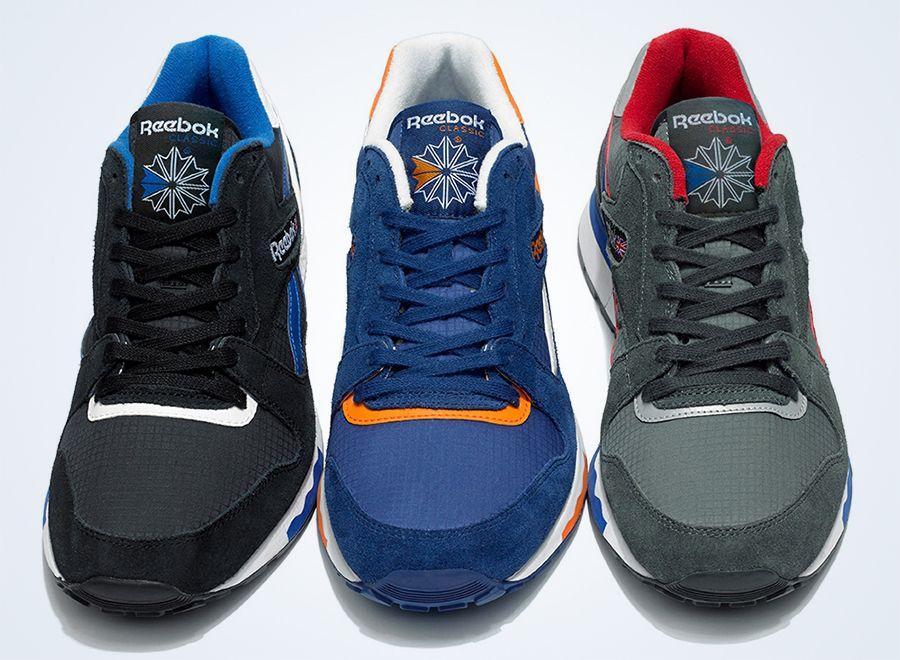 Reebok Classics Gl6000 Marathon Pack July 2013 Sneakernews Com Reebok Classics Sneakers Reebok