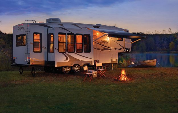 Our Dream Camper To Go With The Dream Of Having Time For