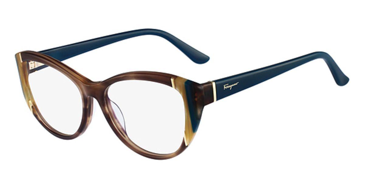 258a0d2e6d Salvatore Ferragamo SF2683 Eyeglasses Frames – 35% off Authentic Salvatore  Ferragamo frames