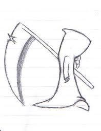 grim reaper drawings -...