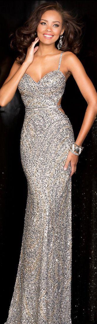 Gorgeous Dresses - Buyer Select   Pinterest   Sexy lange kleider ...