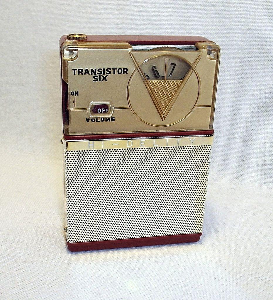 Hi Delity 6T250 (Görüntüler ile) Antika radyo, Radyo