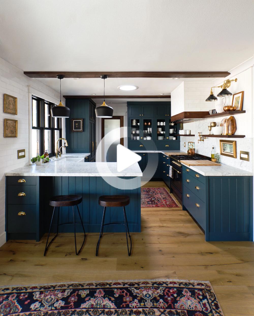 navy kitchen with a stunning built in kitchen design small kitchen cabinet design kitchen layout on kitchen decor navy id=94006