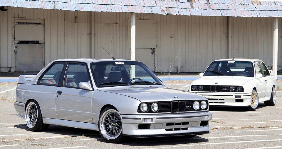 Old Skool BMW M3