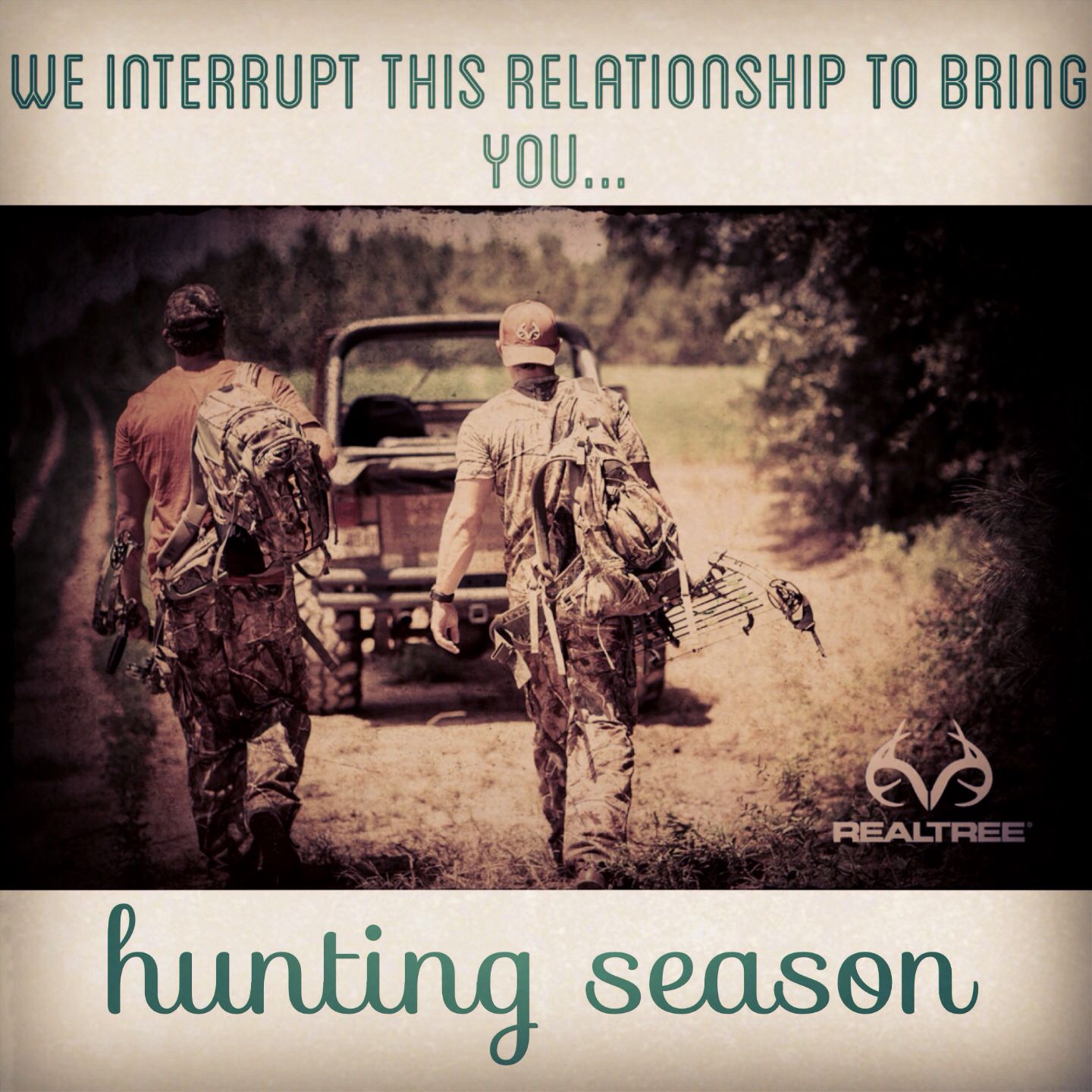 Man Won t Commit You May Be Dating a Hunter