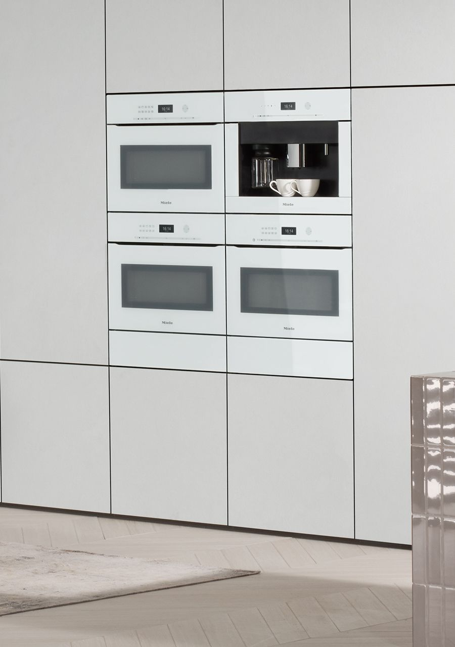 ArtLine Built In Appliances With Touch2Open » Miele