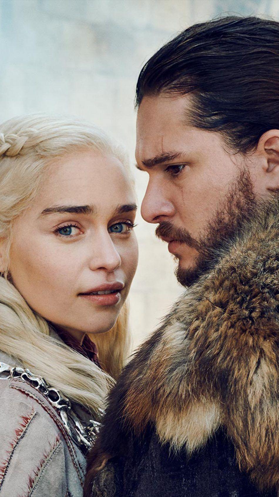 Daenerys Targaryen Jon Snow Game Of Thrones S8 4k Ultra Hd Mobile Wallpaper Snow Wallpaper Iphone Snow Wallpaper Hd Game Of Thrones Poster