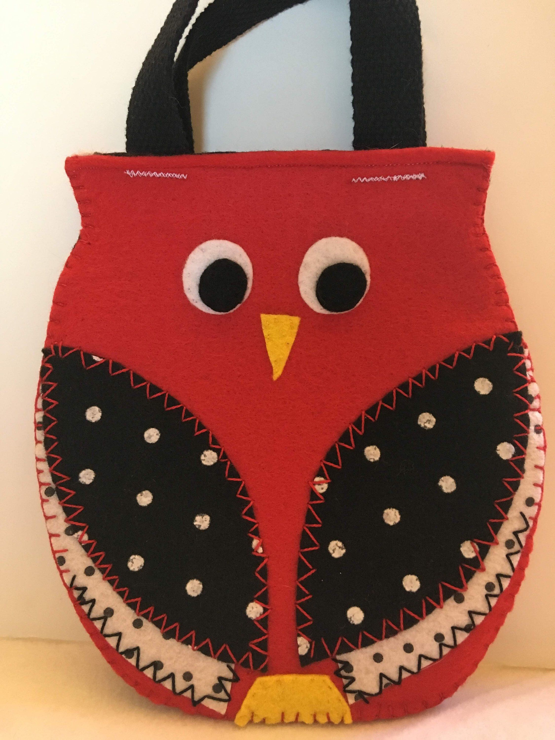 Excited to share this item from my etsy shop owl bag