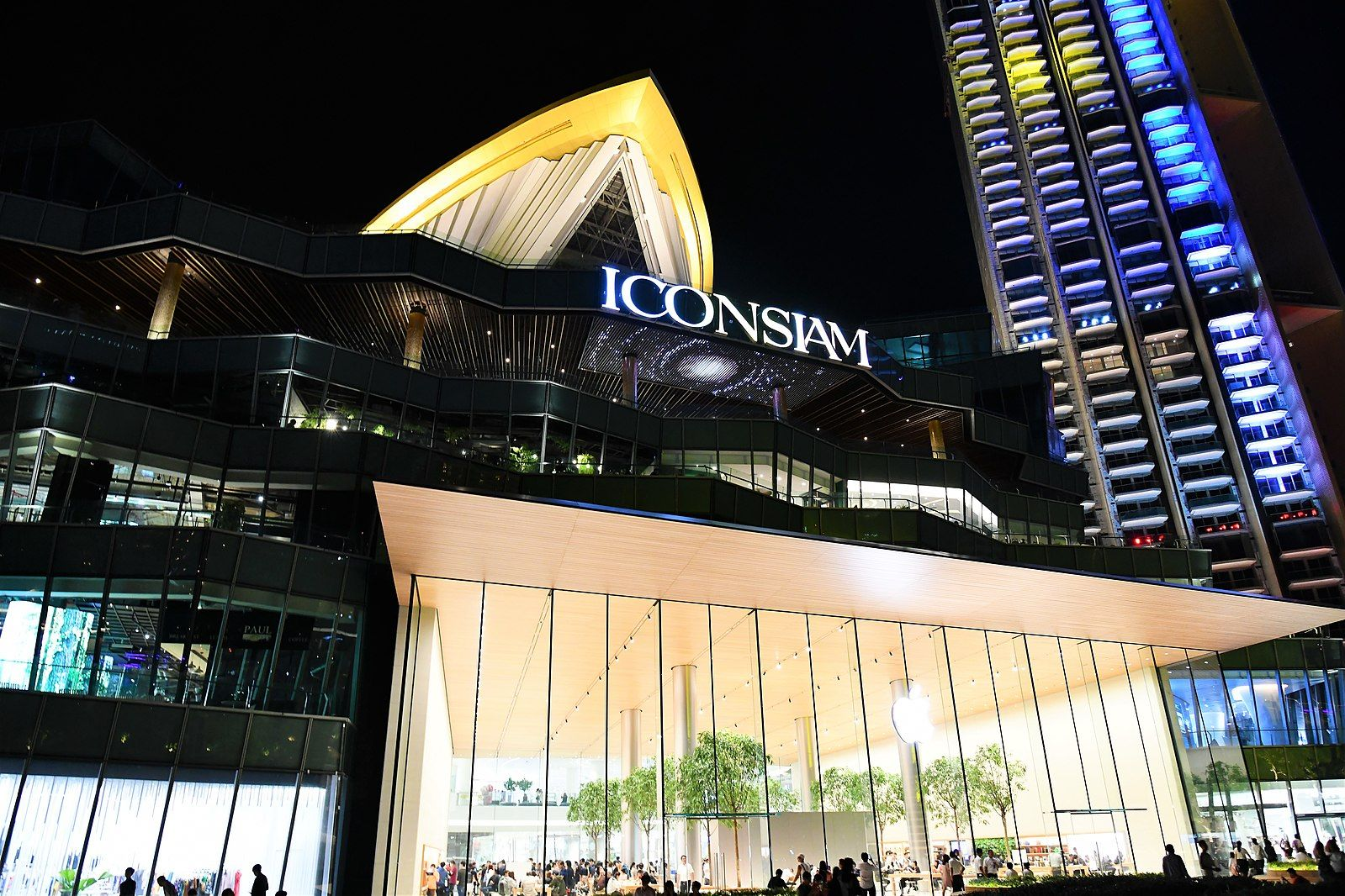 ICON Siam Bangkok's Latest Launch Of Shopping Mall