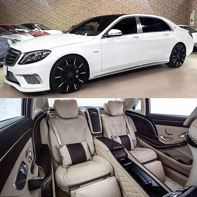 instagram mediahigh_boss_life - luxurious maybach s65 with