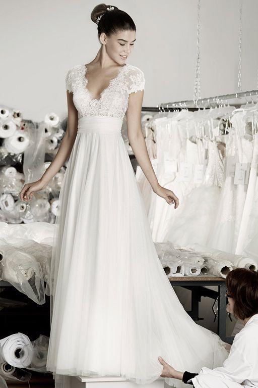 Robe de mariée Cymbeline Caen …   Robe de