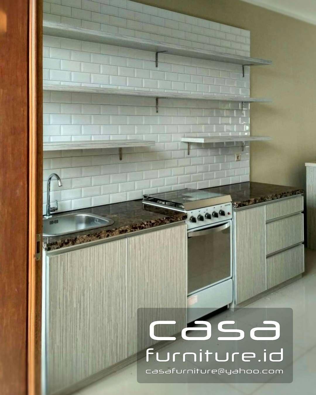 Pin By Casafurniture Id On Kitchen Set Lemari Baju Furniture