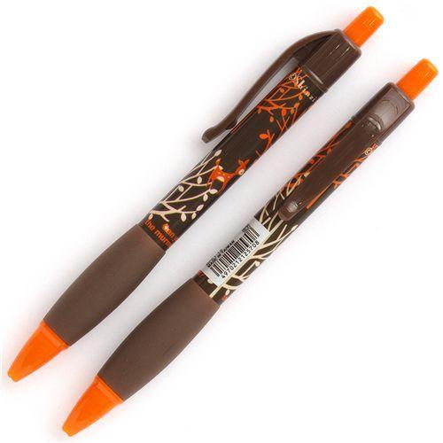 Bambi deer ballpoint pen by Shinzi Katoh Japan 1