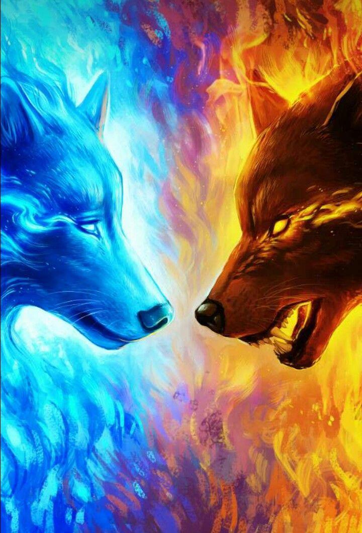 Wallpapers Dessin De Loup Dessin De Loups Art Des Animaux Sauvages