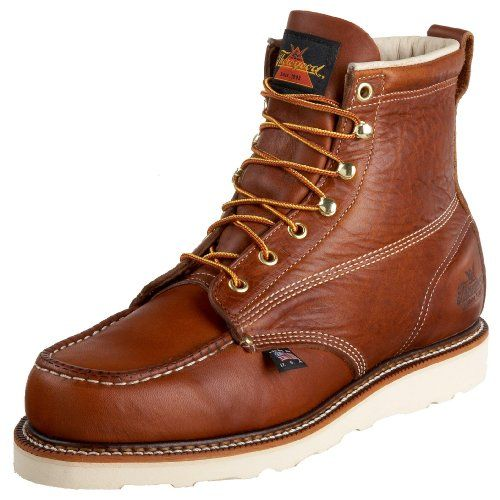 Thorogood® Moc Toe Boots only $73 at EddieBauer.com | Mens ...
