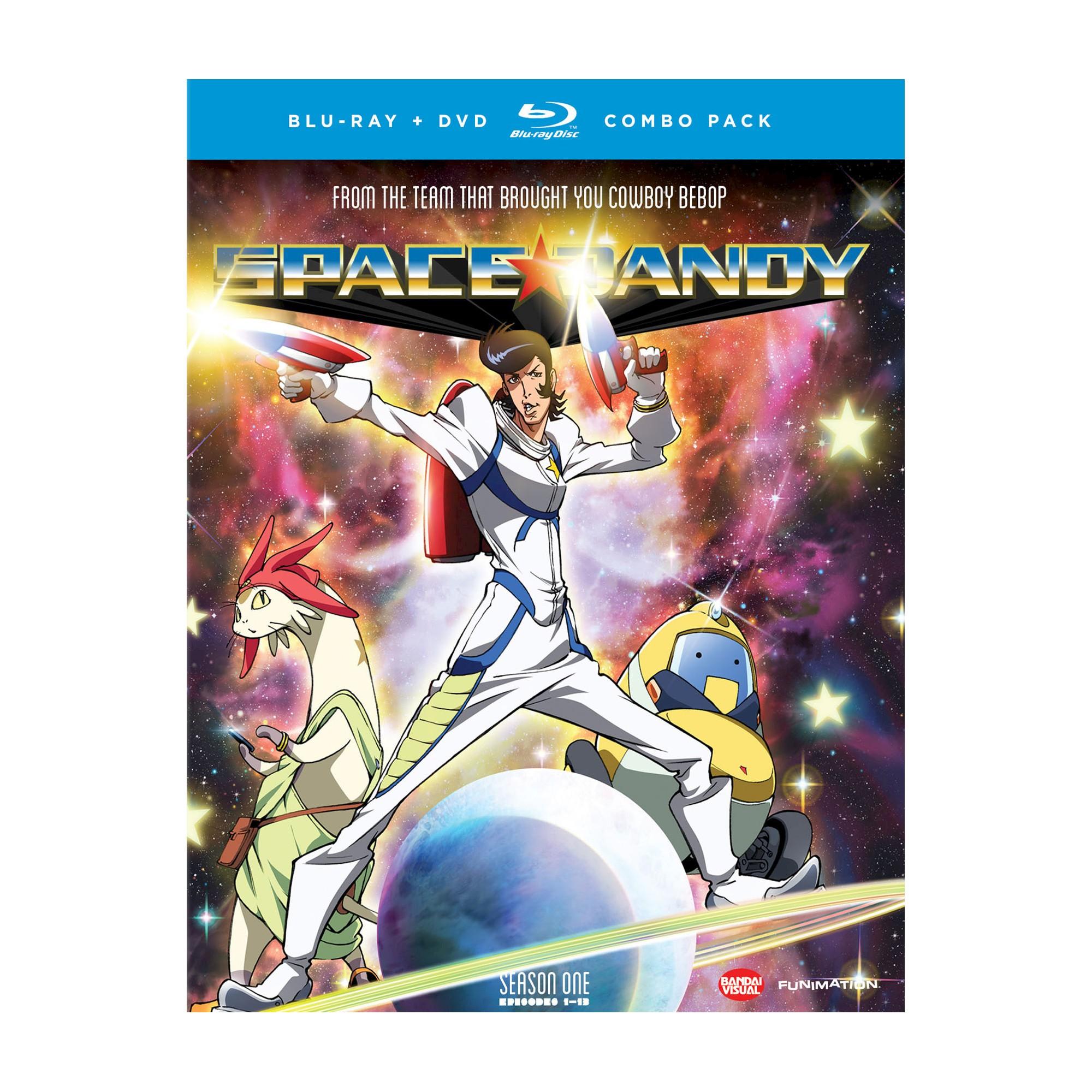 Space DandySeason 1 (Bd/Dvd Combo) (Bluray) Space
