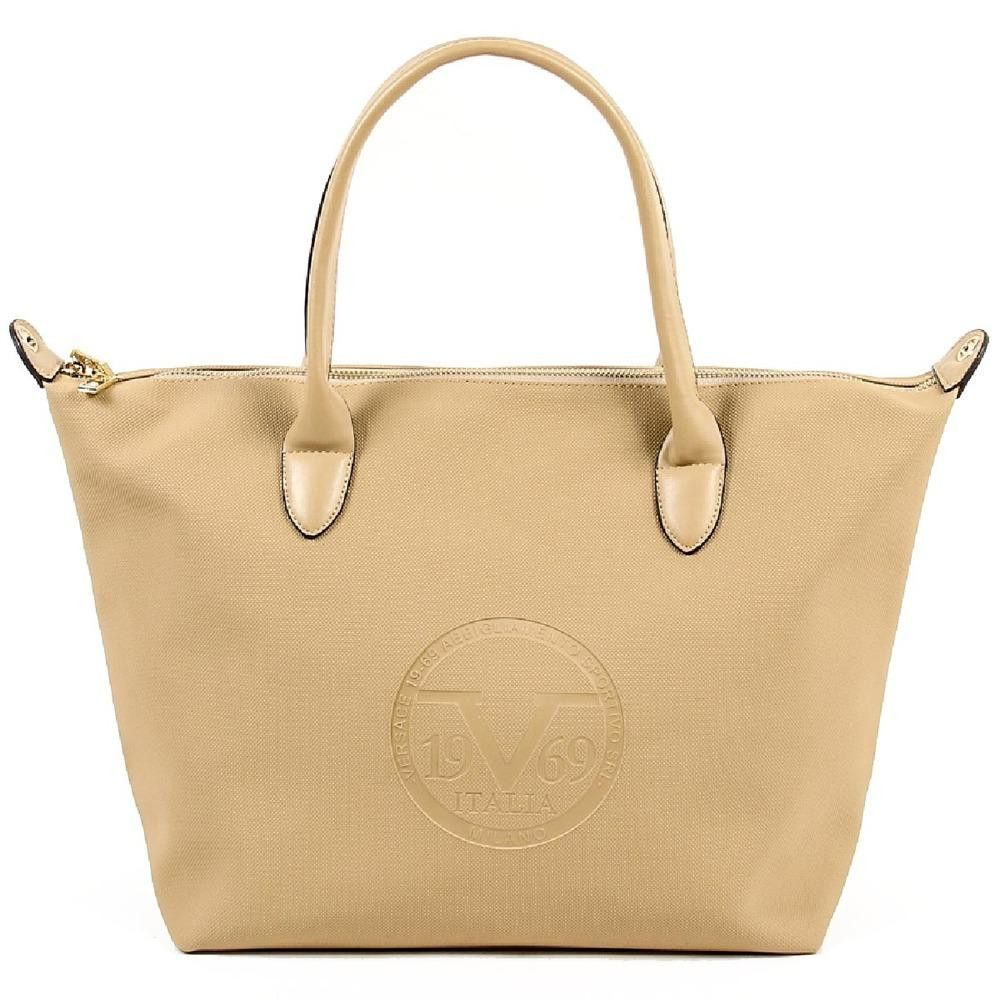 ONE SIZE Versace 19.69 Abbigliamento Sportivo Srl Milano Italia Womens Handbag V1969001B BEIGE