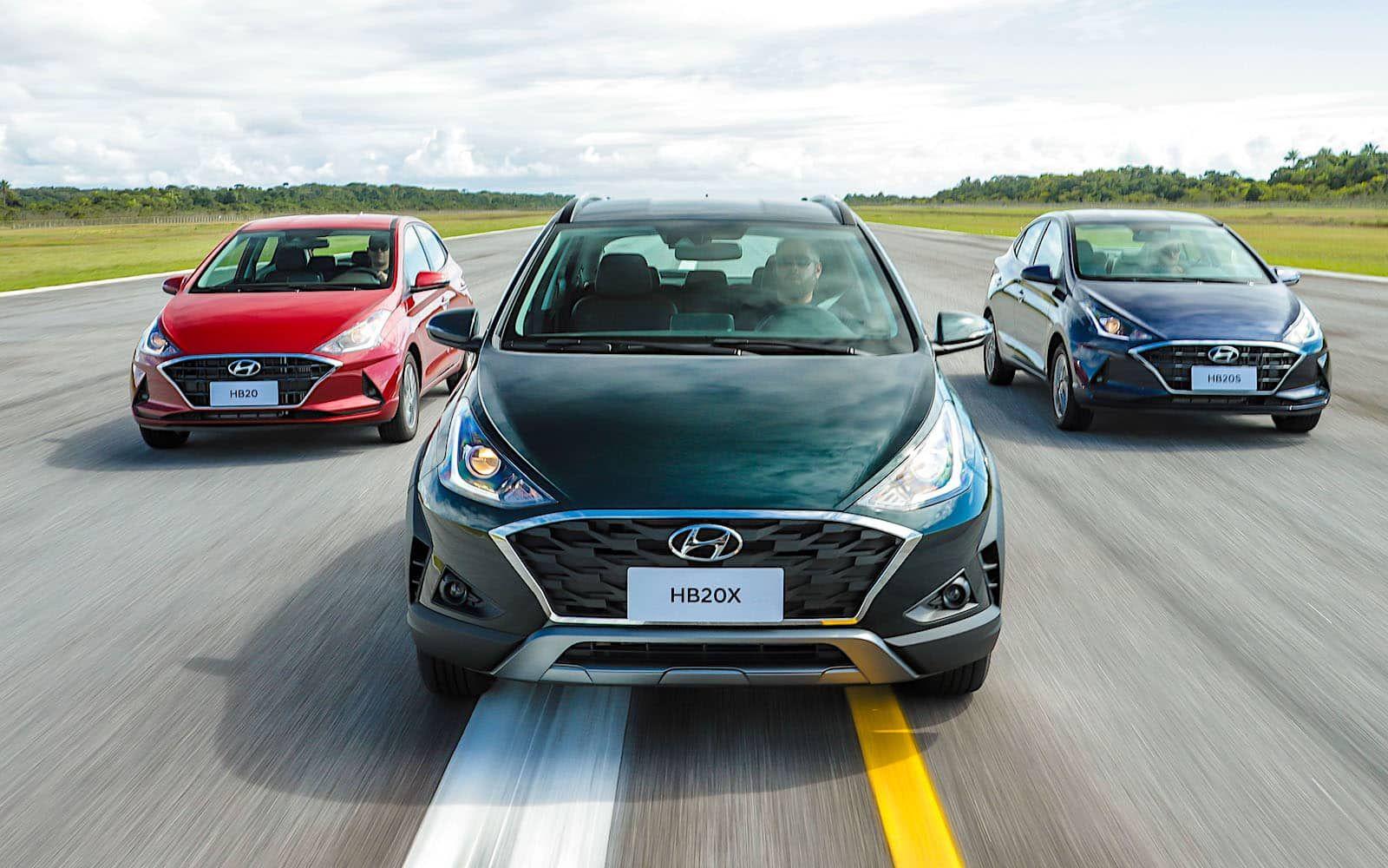 La Nueva Generacion Del Hyundai Hb20 En Todo Detalle Fotos De