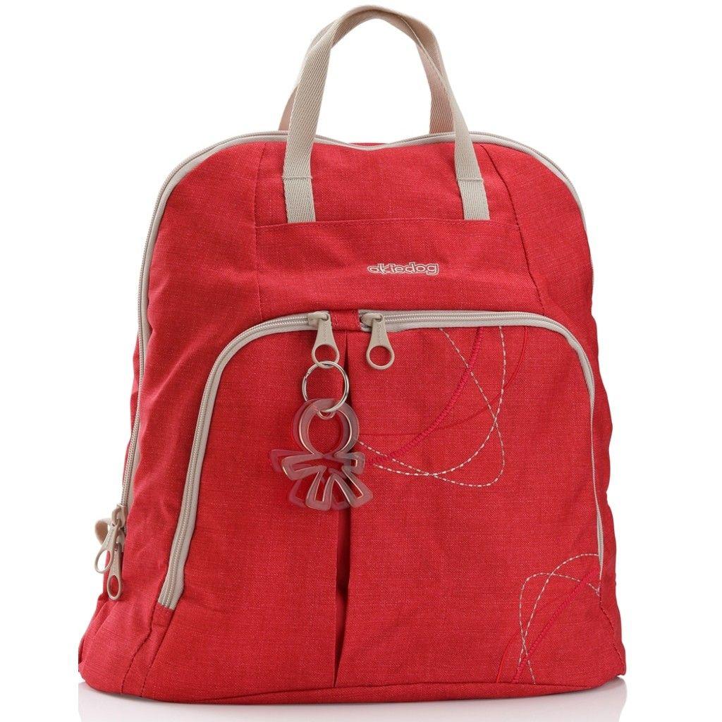 8e5aa0da328ec Okiedog Urban Trek Anne Bebek Bakım Sırt çantası Kırmızı 28261 ...
