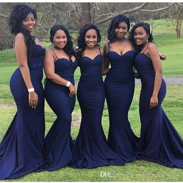 2018 Wedding Dresses Maids Elegant