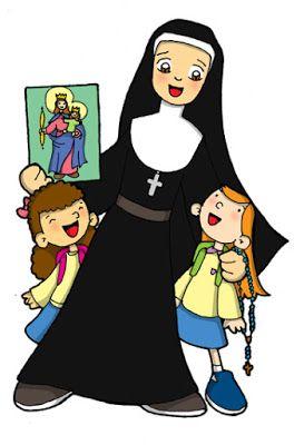 Dibujos Para Catequesis Santa Maria Mazzarello Santo Antonio