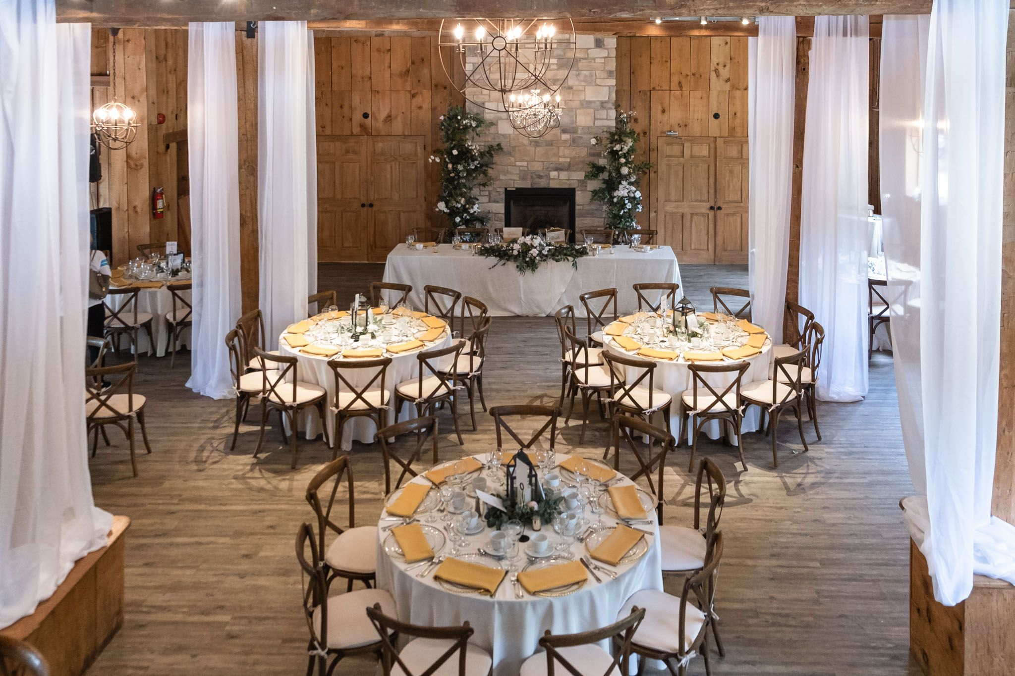 Inside Decor of Strathmere in North Gower for a beautiful ...