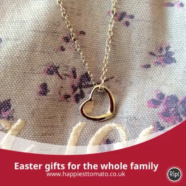 Easter gift ideas! http://www.happiesttomato.co.uk/ #easter #gift #jewellery #homedecor #fashion #mondaymotivation