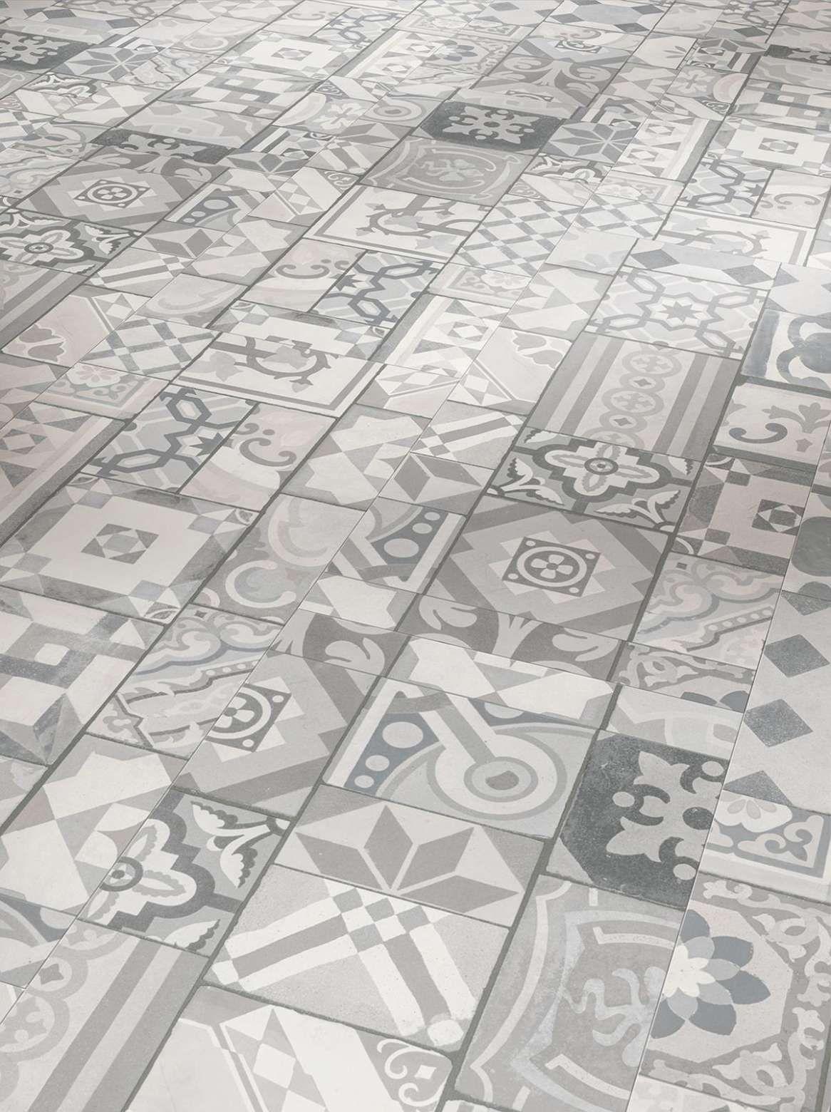 ornamentic grey mineralstruktur parador klick vinyl. Black Bedroom Furniture Sets. Home Design Ideas