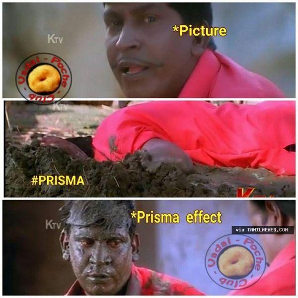 Prisma App Effect Tamil Memes Trolls Vadivelu Memes Memes Funny Memes