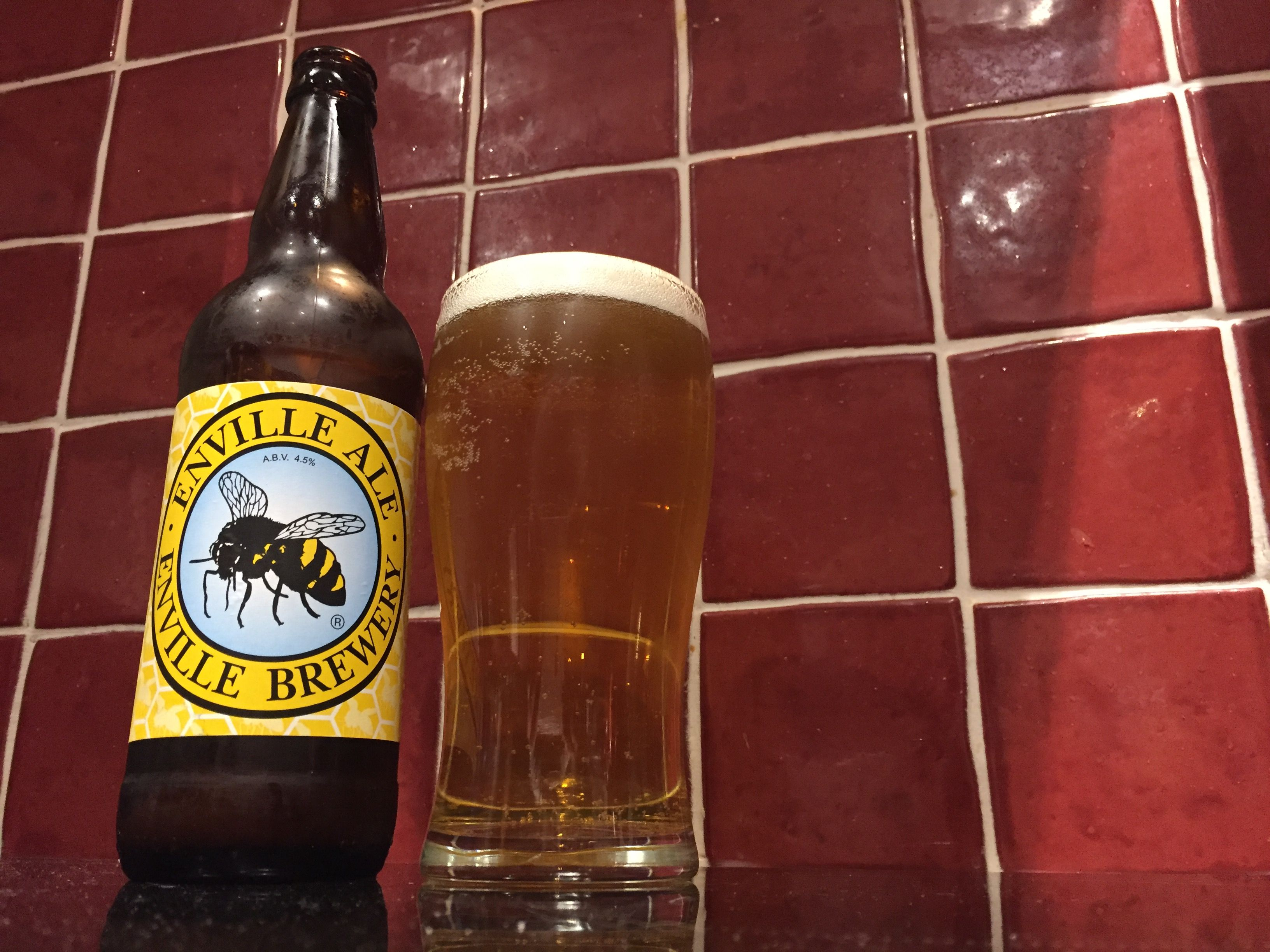 Enville Ale by Enville Brewery