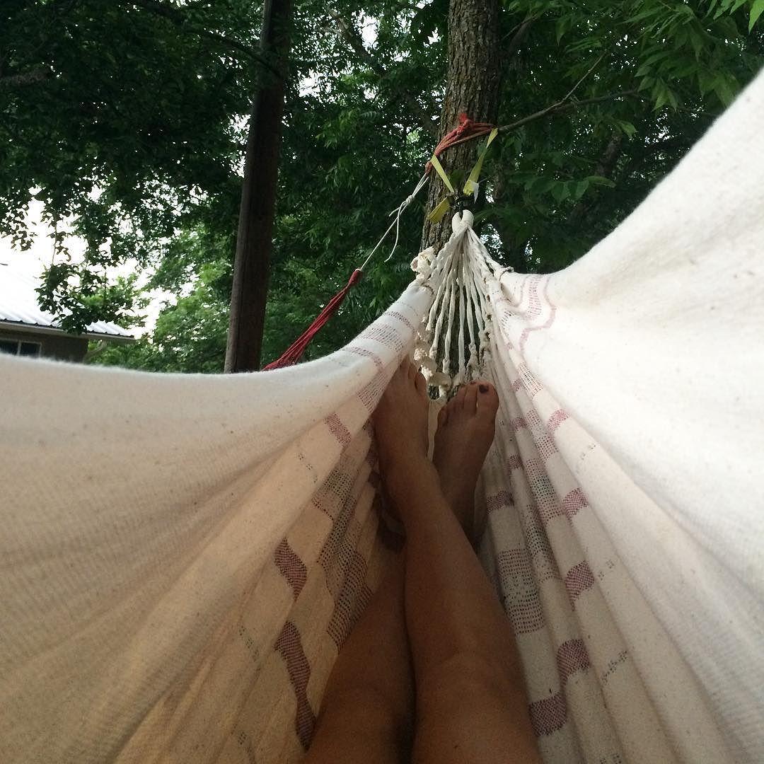 guatemalan blue and a worthy village mayan cream hammock cotton grey product
