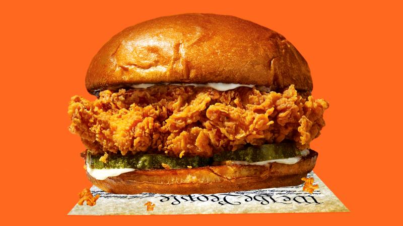 The Last Popeyes Chicken Sandwich In America Popeyeschickensandwich Reisen