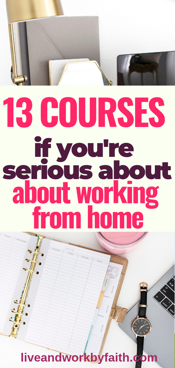These Free Courses Will Show You How To Be A Work From Home Genius