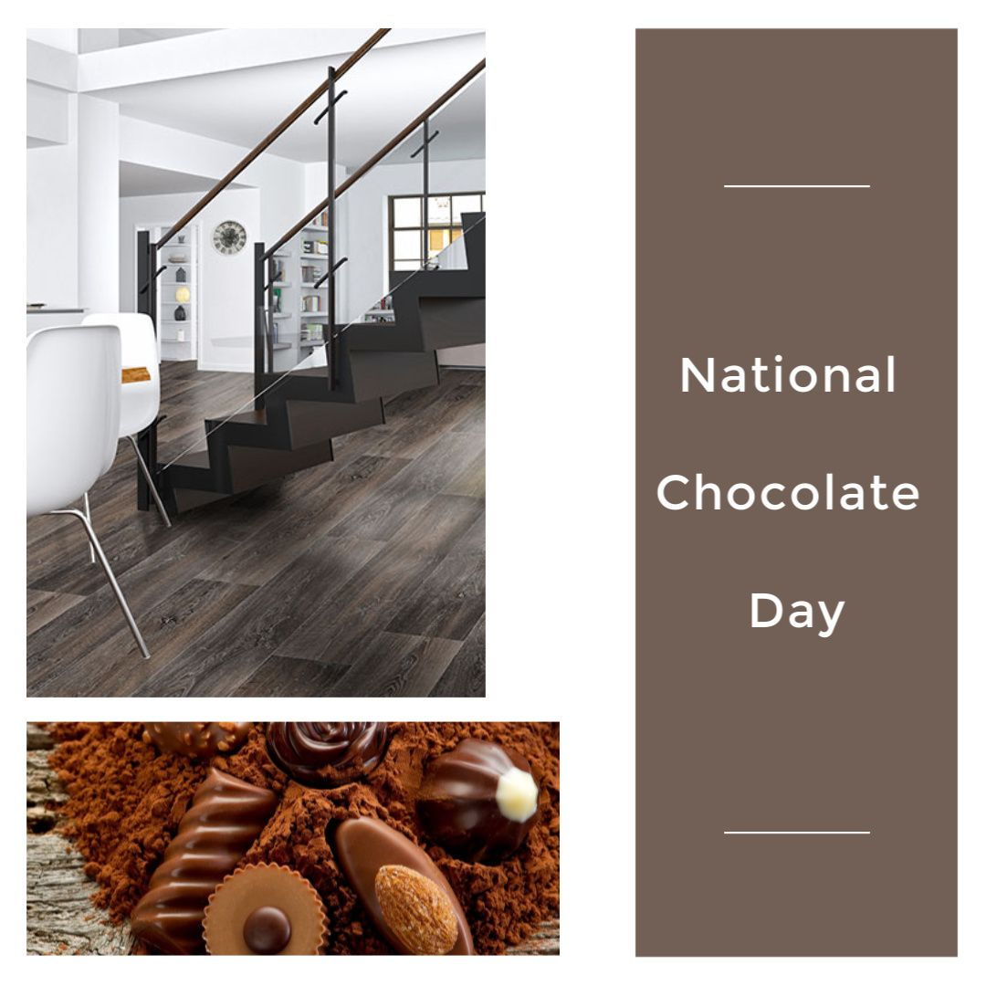 National Chocolate Day is a day to celebrate all things