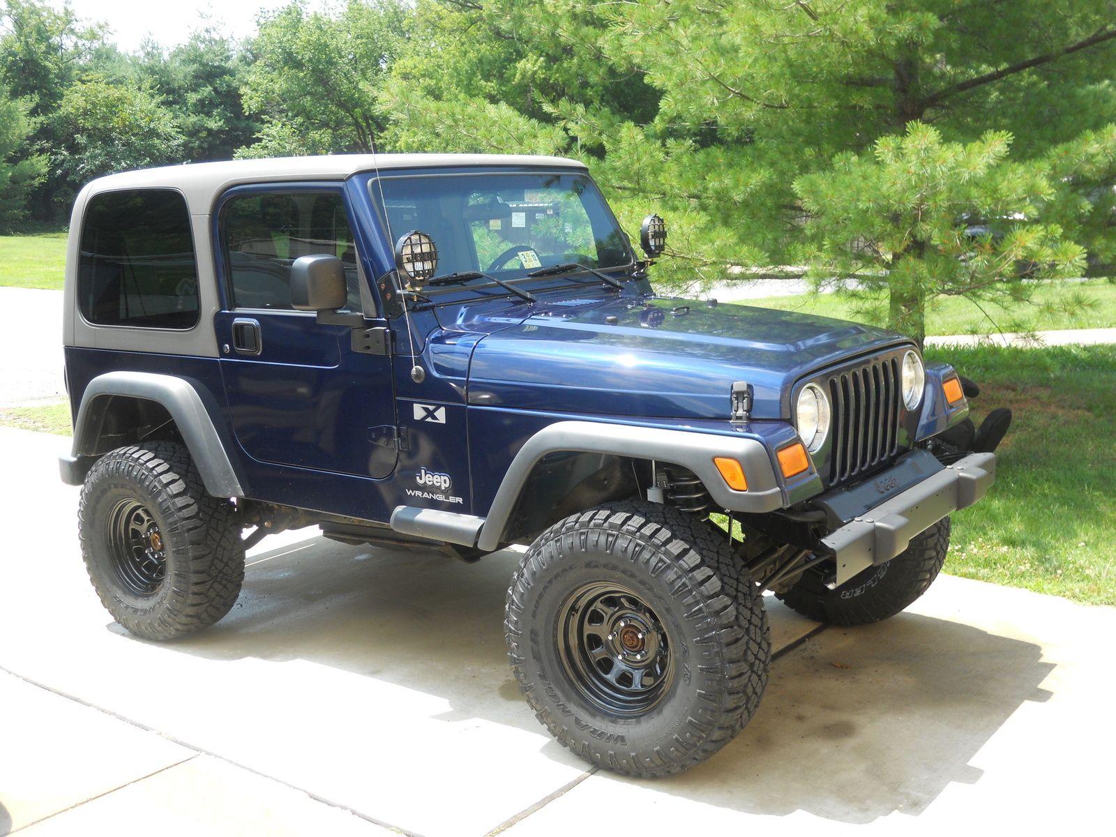 2004 Jeep Wrangler Pictures Cargurus 2004 Jeep Wrangler Jeep Wrangler Blue Jeep Wrangler
