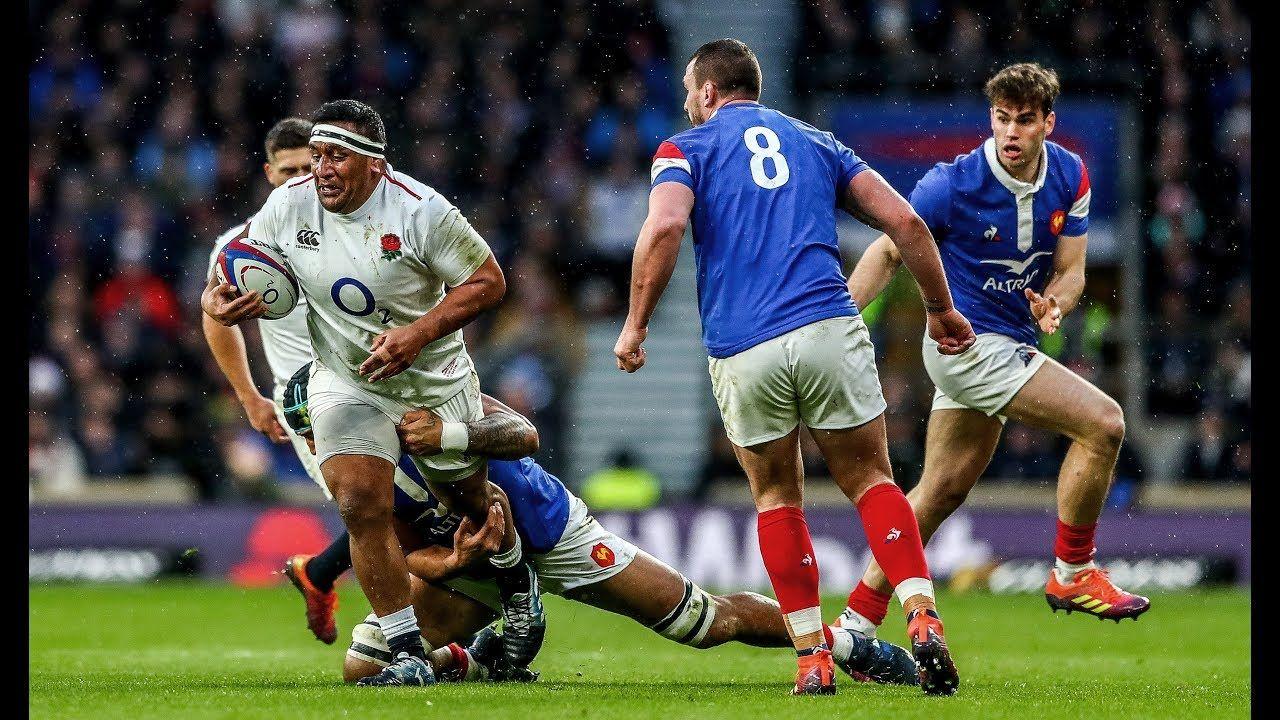 Short Highlights England 448 France Guinness Six