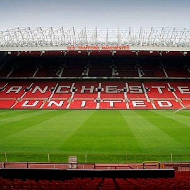 Manchester United Old Trafford Estadios Del Mundo Man United