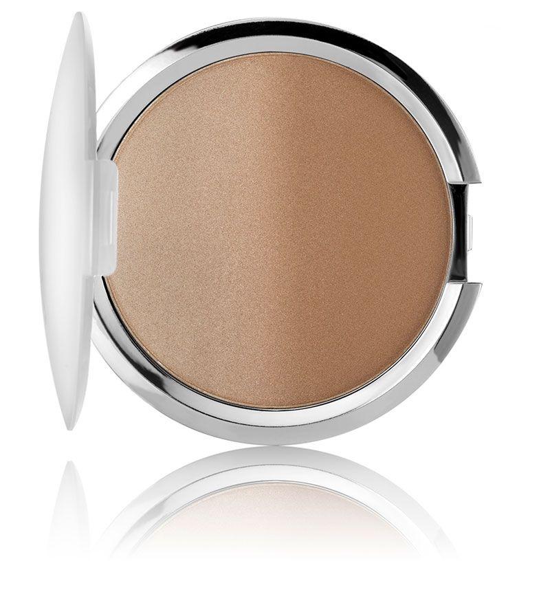 Cc Radiance Ombr 233 Bronzer Bronzer Fan Brush Cheek Makeup