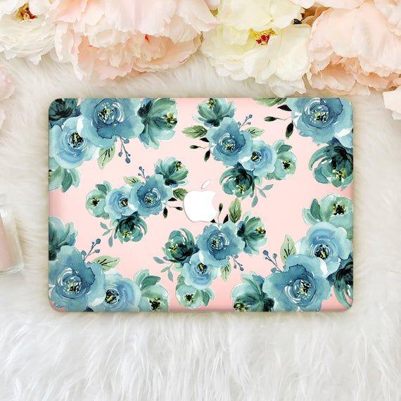 Coque Macbook 12 Macbook Pro 13 Case 2019 Flower Art Design | Etsy