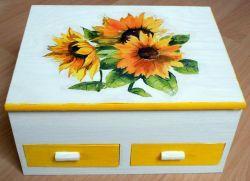 Blumen-Schmuckkaestchen-Sonnenblumen