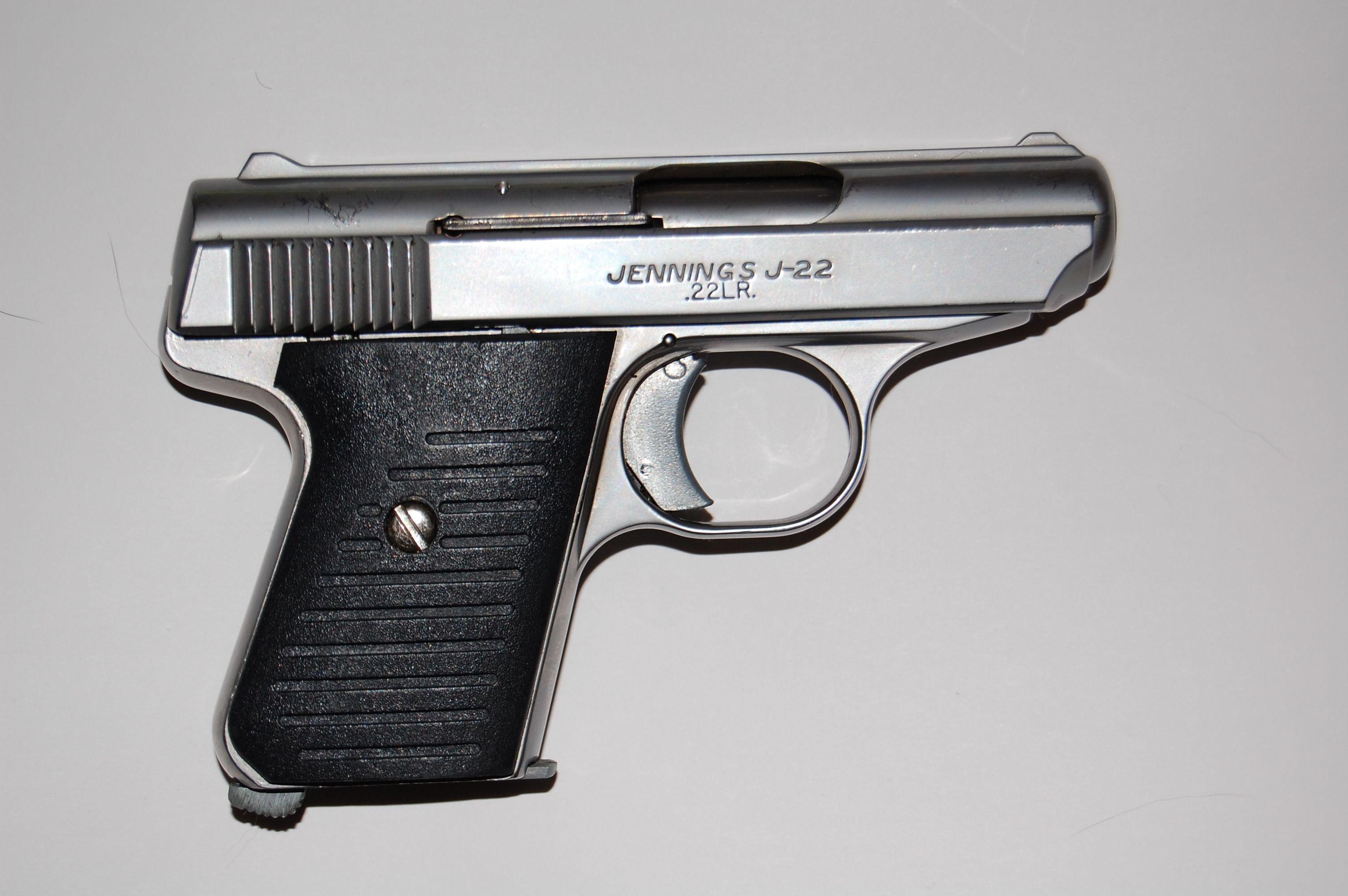 Jennings  22 A K A Noisy Cricket   Husband Stuff   Hand guns, Guns