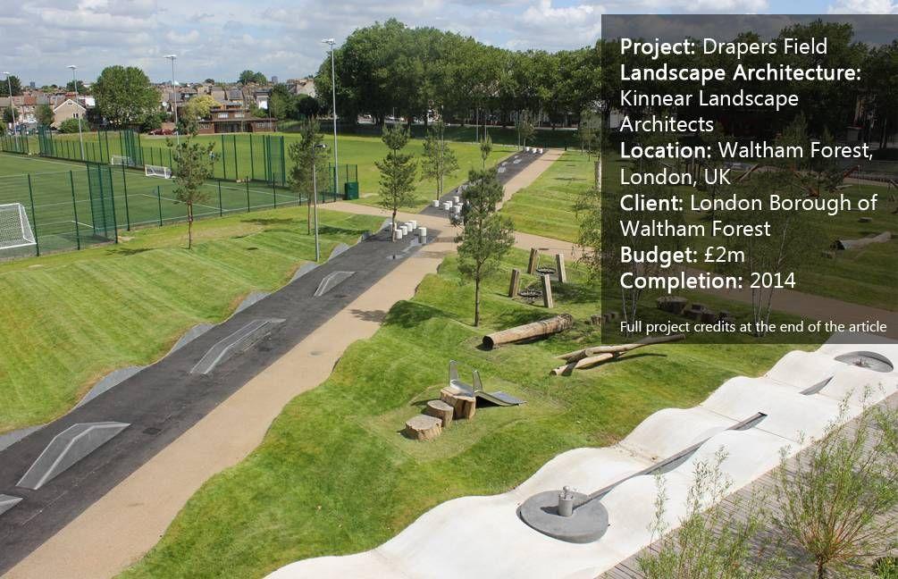 How To Revitalize A Park Design In 5 Steps Parking Design Landscape Architecture Park Landscape Architect