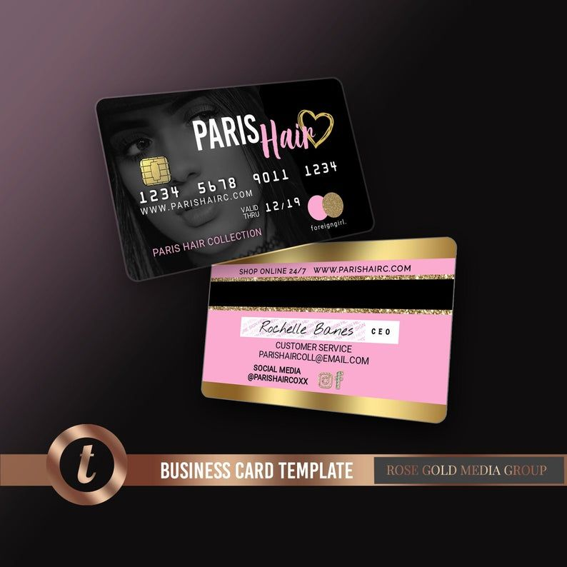 Credit Card Styled Discount Card 1 Business Card Please Etsy In 2021 Plastic Business Cards Discount Card Credit Card