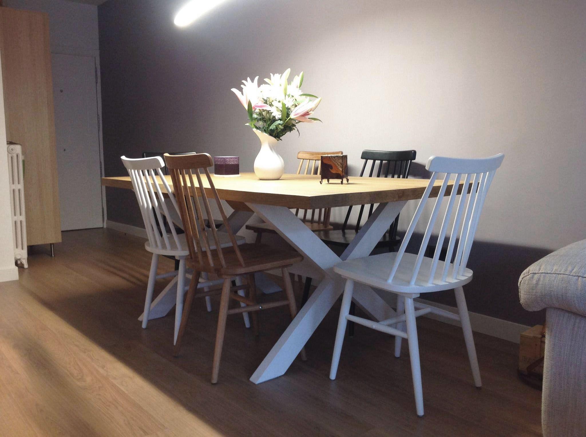 Mesa de edor Cottage Silvia Woo s