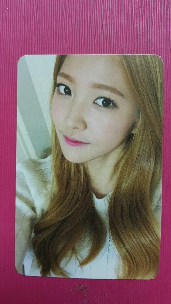 Red Velvet Yeri Official Photo Card 1st Mini Album Ice Cream