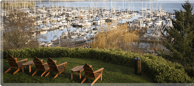 Friday Harbor Lodging San Juan Island Hotel Near Seattle And Vancouver Washington